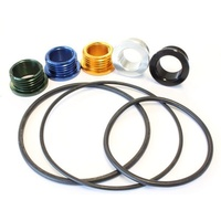 AEROFLOW AEROFLOW OIL FILTER SPARES KIT INCLUDES THREAD INSERTS,ORINGS AF59-2016