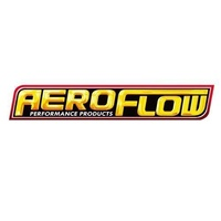 Aeroflow AF64-2023BLK Billet Water Pump V Pulley Black Suit 302 351C Ford