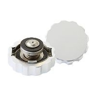 AEROFLOW ALUMINIUM 16PSI RADIATOR CAP SUIT 32MM NECK POLISHED AF64-5032P