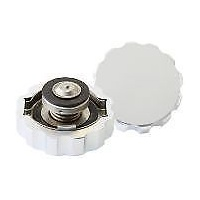 AEROFLOW ALUMINIUM 16PSI RADIATOR CAP SUIT 42MM NECK POLISHED AF64-5042P