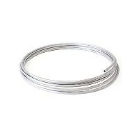 "Aeroflow AF66-3001SS 1/2"" S/S Fuel Line (12.7mm ) x 7.5M Long Stainless Steel"