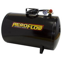 AEROFLOW 10 GALLON PORTABLE AIR TANK INCLUDES LINE & GAUGE 125PSI AF77-3001