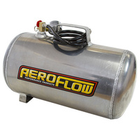 Aeroflow AF77-4000 5 Gal Port Able Air Tank Alloy with Tank Valve 125 Max Operat