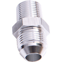 "AEROFLOW MALE FLARE -6AN TO 3/8"" NPT AF816-06-06S"