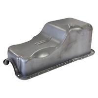 Aeroflow AF82-9078 Stock Oil Pan Ford 289-302W Front Sump Raw