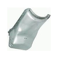 Aeroflow AF82-9310 Stock Oil Pan Ford 351C Front Sump Raw