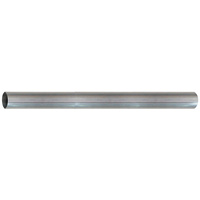 "Straight Aluminium Tube 3"" (76mm) Dia. (3.3ft."" (1 metre) Length. 5/64"" (2.03mm) Wall) (AF8601-300L)"