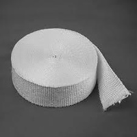 "Aeroflow AF91-3001 Exhaust Insulation Wrap2""x50Ft50 Foot White Roll"