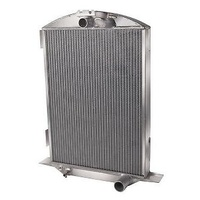 AFCO STREET ROD ALUMINIUM RADIATOR SUIT 1932 FORD WITH FORD ENGINE AFC80145FN