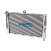 "AFCO ALLOY CAGE MOUNT RADIATOR WIDTH 21"" HEIGHT 12"" DOUBLE PASS AFC80207-1"