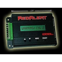 ALTRONICS RED ALERT EGT WARNING & RECORDING SYSTEM WITH 1 WELD IN PROBE ALT-RA-1