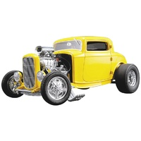 Acme AMM-A1805015 1932 Ford Three-Window Coupe w/ Hemi Diecast Model 1:18 Scale