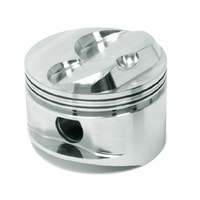 ARIAS DOME TOP FORGED PISTONS AP1030040 SUIT CHEV SB 350 V8 4.030 BORE 5.700 ROD