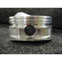 CHEV 400 S/B FORGED PISTONS ARIAS 1040010