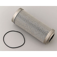 AEROMOTIVE STAINLESS STEEL 100 MICRON ELEMENT SUIT -12 ORB FILTERS ARO12602