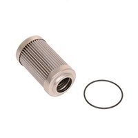 Aeromotive 40-m Stainless Element: ORB-10 Filter Housings 12635