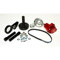 AEROMOTIVE BILLET BELT DRIVE FUEL PUMP KIT 2-200 PSI ARO17241 SUIT CHEV BB V8
