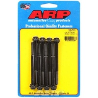 ARP ARP100-7510 Valve Cover Bolts Steel Black Oxide 12-Point 1/4'-20 Diameter Chevrolet Centerbolt Covers Set of 8