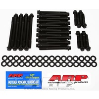 Cylinder Head Bolts, High Performance, Hex Head, Chevrolet, Big Block, with Brodix Aluminum, Canfield Heads, Kit