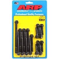 ARP ARP154-1502 Ford 289/302W Timing Cover/Water Pump Hex Bolt Kit Black ARP154-1502