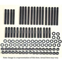 ARP ARP154-4302 Cylinder Head Studs Pro Series 12-Point Head Chromoly Black Oxide Ford Man O War 10 Degree Block Kit