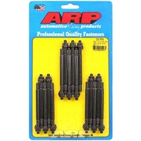 ARP ARP200-7618 Valve Covers Studs Black Oxide 12-Point Cast Alum Covers Drt Bro B&B 16 Pc
