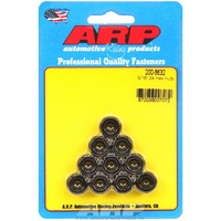 "ARP ARP200-8632 Set of 10 Black Oxide RH 5/16""-24 Hex Nuts"
