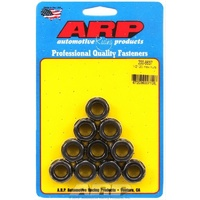 "ARP Fasteners ARP200-8637 Set of 10 Right Hand Thread 1/2""-20 Hex Nuts"
