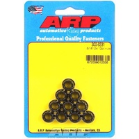 "ARP ARP300-8331 Fasteners ARP300-8331  Black Oxide 5/16""-24 RH Thread 12-Point Nuts"