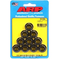 "ARP ARP300-8394 Fasteners ARP300-8394 Black Oxide 7/16""-20 RH Thread 12-Point Nuts"