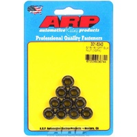 "ARP ARP301-8343 Fasteners ARP301-8343 Black Oxide 5/16""-18 RH Thread 12-Point Nuts"