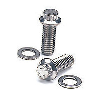 ARP ARP400-1501 Chev SB BB Timing Cover Bolt Kit 12-Point Stainless Steel