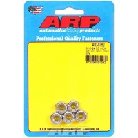 "ARP ARP400-8762 Stainless Steel Nyloc Hex Nut 5/16""-24 RH Thread Set of 5 ARP400-8762"