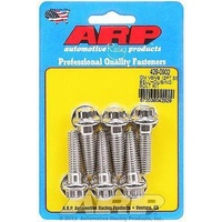 "ARP ARP429-0902 SS 12 Pt Bellhousing Bolt Kit ARP429-0902 Suit Gm V6/V8 3/8"" X 1.375"" UHL"