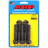 "ARP ARP617-2500 8740 Chromoly Hex Bolts 1/2""-13 X 2.500"" UHL Black Set of 5 ARP617-2500"