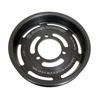 "ATI ATI916153 LSA Super Blower Pulley Stock Size 8 Groove 7.990"" OD"