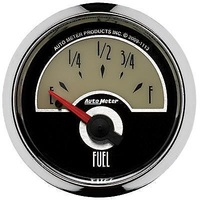 "AUTOMETER CRUISER SERIES 2-1/16"" ELEC GM FUEL LEVEL GAUGE 0-90 OHMS AU1113"