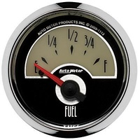 "AUTOMETER CRUISER SERIES 2-1/16"" ELEC FORD FUEL LEVEL GAUGE 73-10 OHMS AU1115"