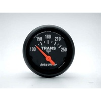 "AUTOMETER Z-SERIES 2-1/16"" TRANSMISSION TEMPERATURE GAUGE 100-250°F AU2640"