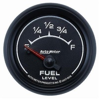"AutoMeter AU5916 ES 2-1/16"" Elec Fuel Level Gauge 240-33 OHMS"