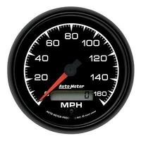"AutoMeter AU5988 ES 3-3/8"" Elec In-Dash Speeometer 0-160 MPH"