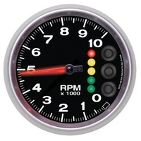"AutoMeter AU6847 Elite 5"" In-Dash Tachometer 0-10000RPM Shift/Pit Lights"