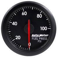 "AUTOMETER AU9171-T AIRDRIVE 2-1/16"" ELECTRIC FUEL PRESSURE GAUGE 0-100 PSI BLACK"