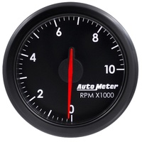"AUTOMETER AU9197-T AIRDRIVE 2-1/16"" ELECTRIC TACHOMETER 0-10,000 RPM BLACK"