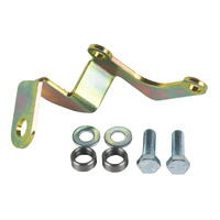 B&M BM70469 Powerglide Transmission Cable Bracket with Bandit Style Shifters