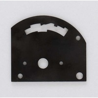 B&M 3 SPEED GATE PLATE BM80710 REVERSE PATTERN SUITS PRO STICK & BANDIT