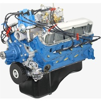BluePrint BP3023CTC Ford 302 235HP 317FT/LB Dressed Crate Engine