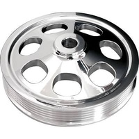 BILLET SPECIALTIES SERPENTINE POWER STEERING PULLEY SUIT SAGINAW PUMP BSFM1035PC