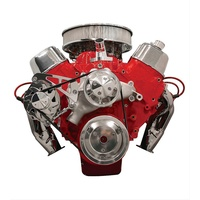 BILLET SPECIALTIES CHEV BB SERPENTINE CONV. KIT MID MOUNT ALTERNATOR BSFM2220PC