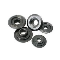 "CROWER 10° CHROMOLY SPRING RETAINERS 1.440""/1.065""/0.650"" +.050 HT C87060M-16"